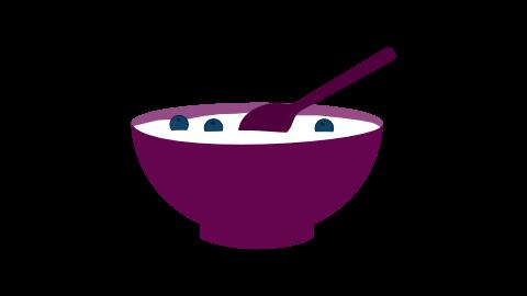Curso de desayunos saludables