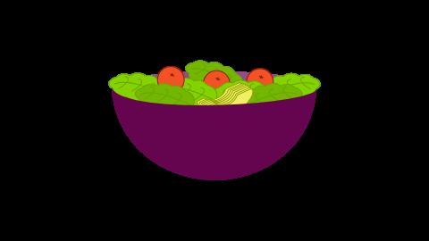 Curso de ensaladas completas
